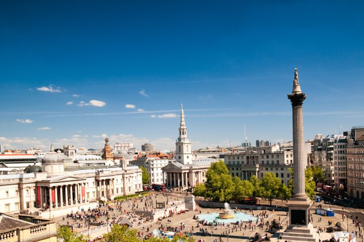 The Heart of London: Iconic Squares (Private Tour) image