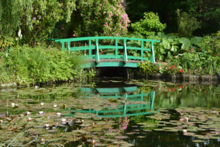 Monet's Picturesque Home: A Private Day Trip From Paris inc Transport & Tickets image