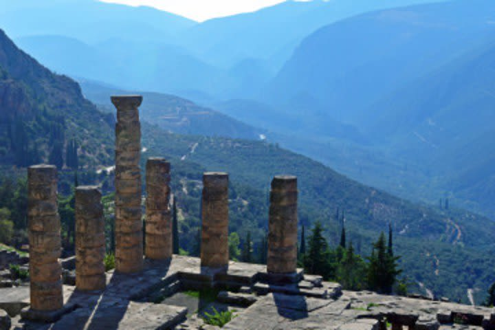 Private Excursion to Delphi inc Transport & Tickets image