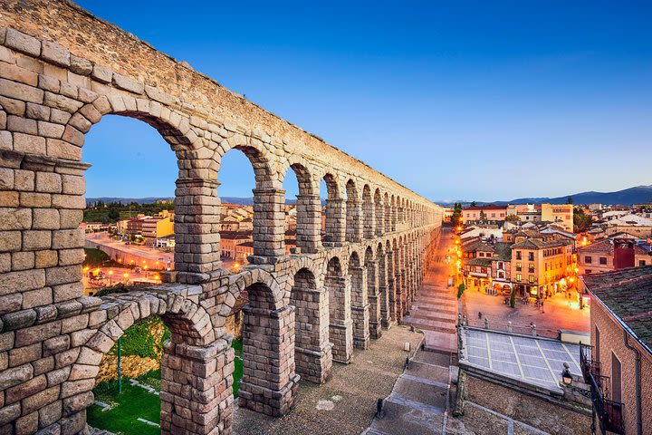 Avila, Segovia and El Escorial Day Tour from Madrid image