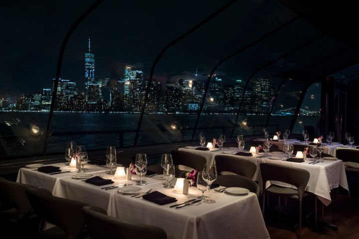 Bateaux New York Dinner Cruise image