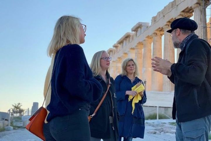 Pristine Parthenon: No-Crowds Acropolis Tour & Skip the Line Acropolis Museum Tour image