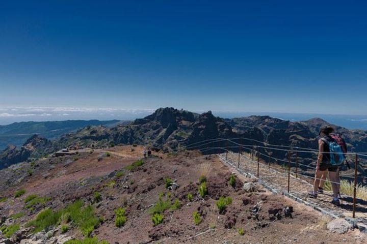 Madeira s highest Peaks image