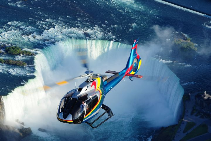 Ultimate Niagara Falls Tour with Helicopter Ride and Lunch image