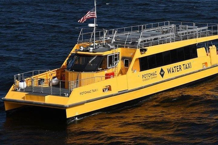 Wharf Water Taxi to Alexandria image
