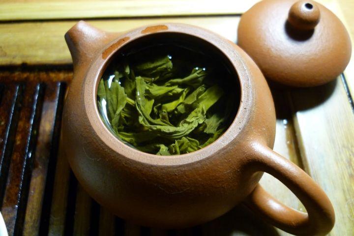Tokyo Online: Green Teatime in Japan image
