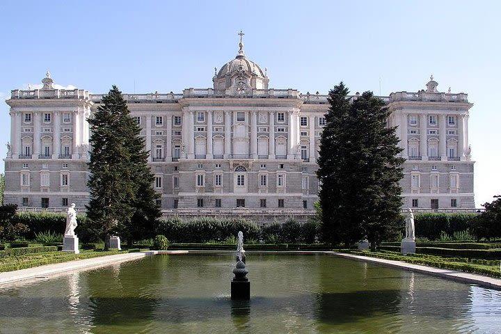 Combo:Toledo and Segovia Plus Royal Palace of Madrid image