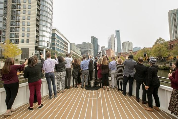 Odyssey Chicago River Architectural Lunch Cruise image