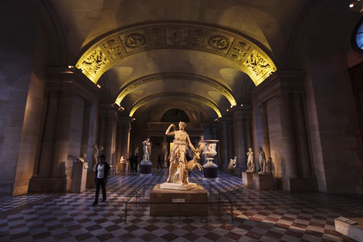 The Secrets of the Louvre: Ancient Codes & Hidden Messages in the World's Greatest Art Museum image