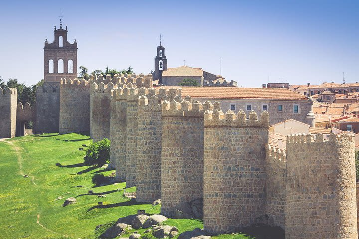Avila, Segovia and El Escorial Private Tour image