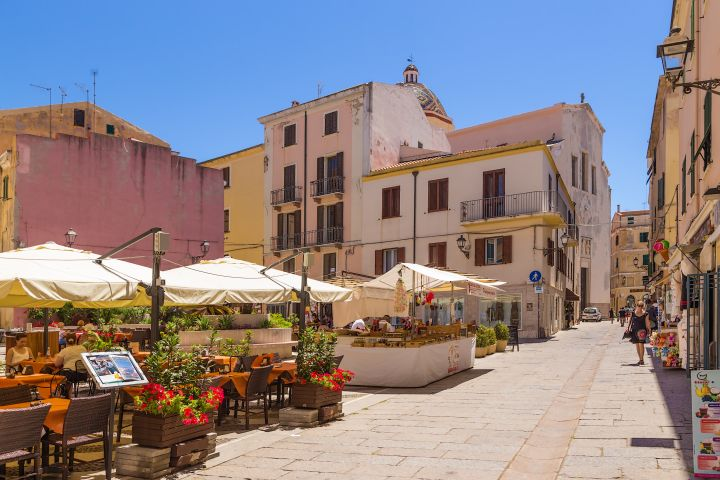 Alghero Private Walking Tour with a Local Guide image