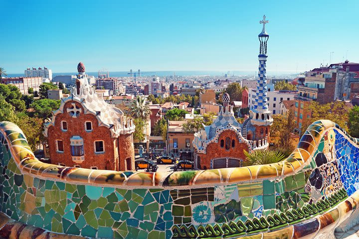 Park Guell and Sagrada Familia Tour in Barcelona image