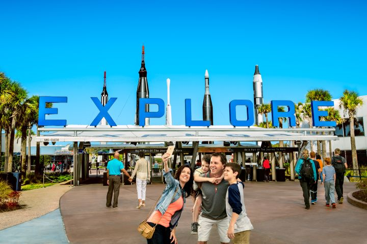 Kennedy Space Center Tour image