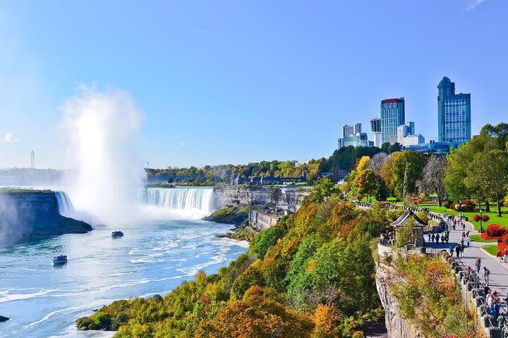 Two Day Combo: Niagara Falls and Washington with Philadelphia from New York image