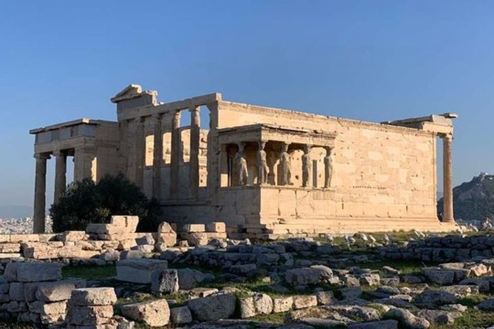 Athens in a Day: Complete Athens Day Tour with Acropolis tour, New Acropolis Museum, Plaka Walk & Olympic Stadium image