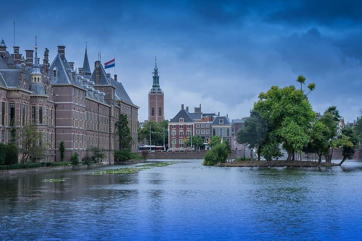 Explore the historical heart of The Hague on a self-guided audio walking  tour image