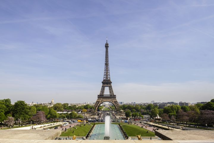 Paris in a Day with Skip the Line Eiffel Tower, Montmartre, Seine River Cruise & Optional Louvre tour  image