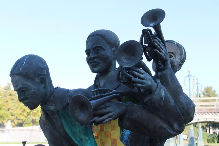 Walking the Tremé: A Self-guided Audio Tour of New Orleans image