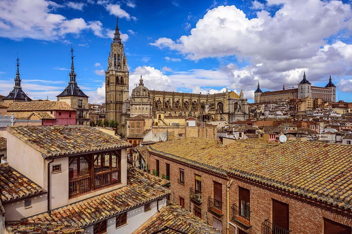 Toledo Full Day Private Guided Tour from Madrid image