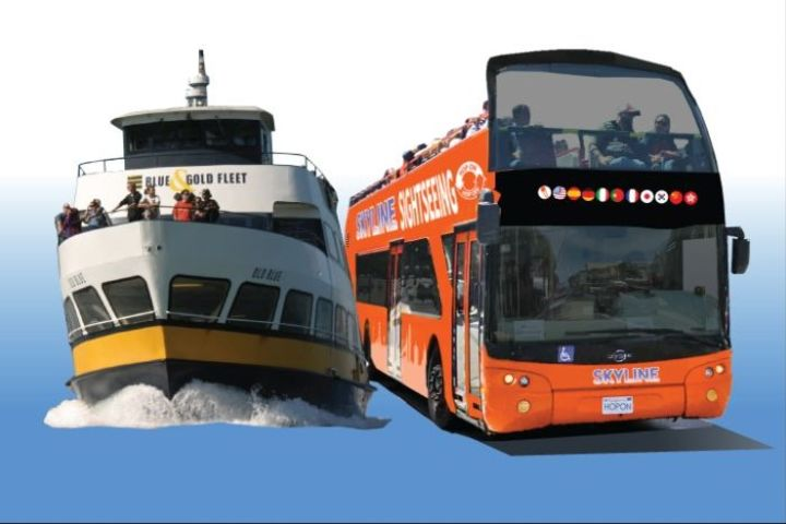 Bus & Boat Adventure image