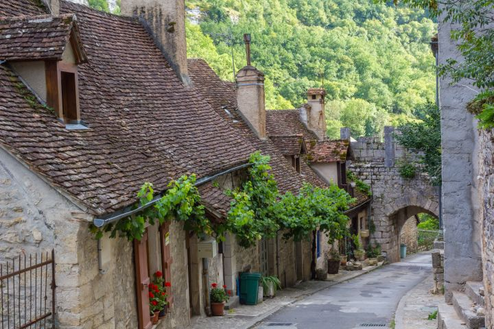 Rocamadour Half Day Trip from Sarlat (private) image
