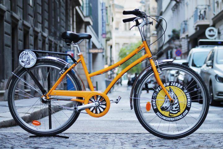 Budapest Bike Rental image