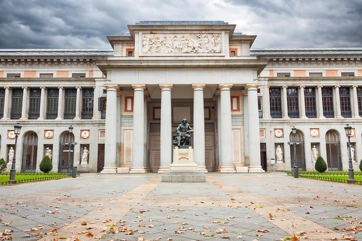 Prado Museum and Reina Sofia Museum Private Tour image