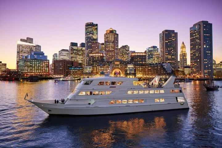 Boston Odyssey Dinner Cruise image