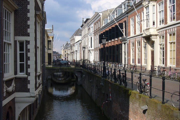 Castles, Canals and Good Folk: Explore the old city on an audio walking tour image