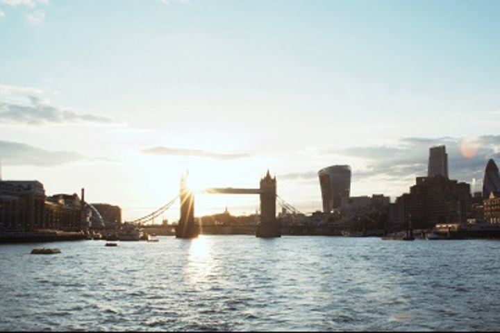City Cruises London - The Evening Cruise image