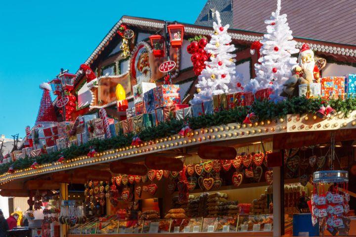 Strasbourg Christmas Market Stroll (Private) image