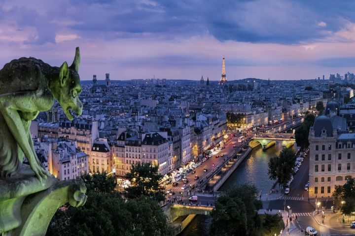 Create Your Own Half Day Private Tour of Paris image