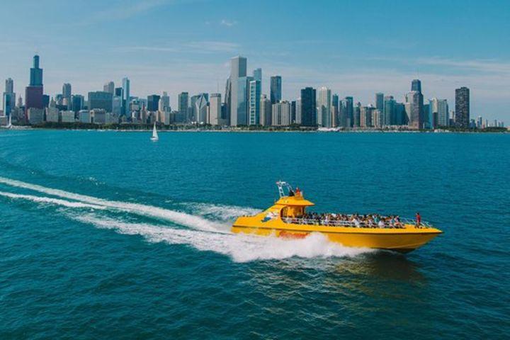 Chicago Seadog 30 Minute Lakefront Speedboat Tour image