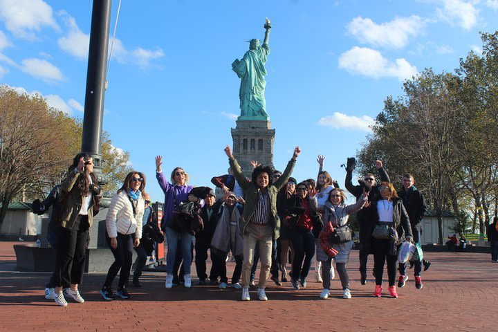 Private tour: Statue of Liberty with Pedestal Access & Ellis Island image