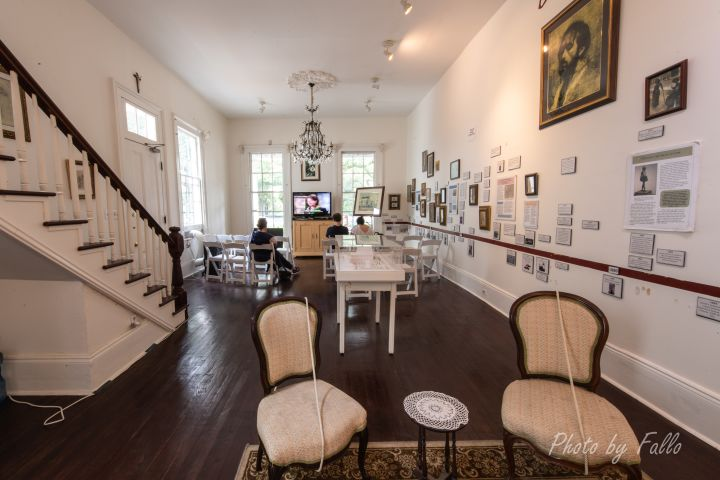 Guided Tour & Creole Breakfast at Degas House Museum  image