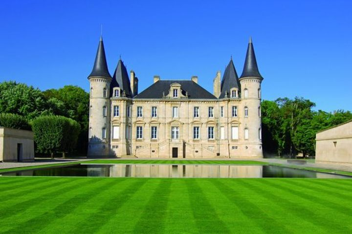 Medoc Wine Tour Half Day Trip From Bordeaux (shared) image