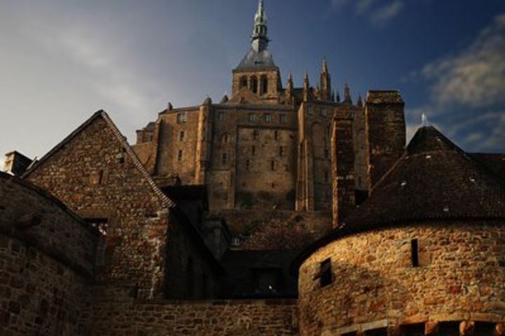 Mont Saint-Michel Day Trip from Bayeux (Private) image