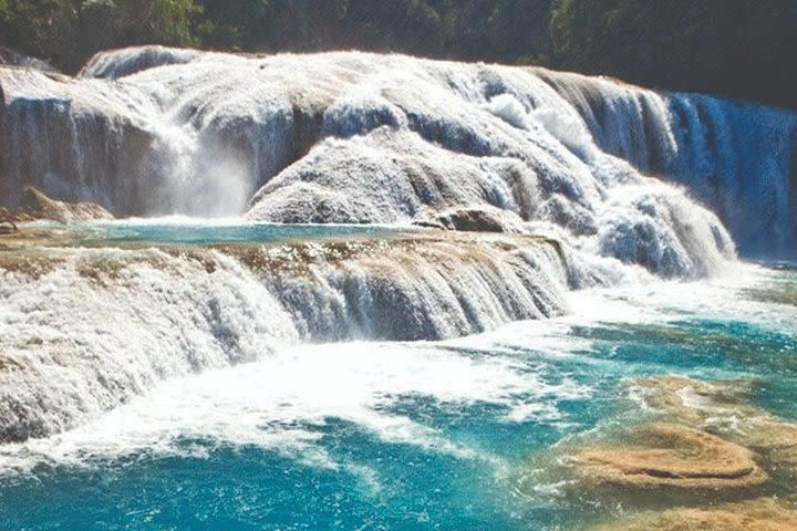 Agua Azul to Palenque City though Misol-Há Full-Day Tour image