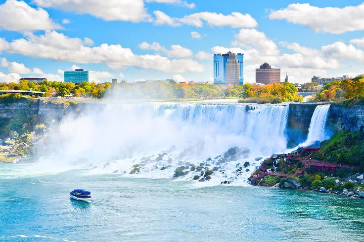 Niagara Falls in One Day from New York City image