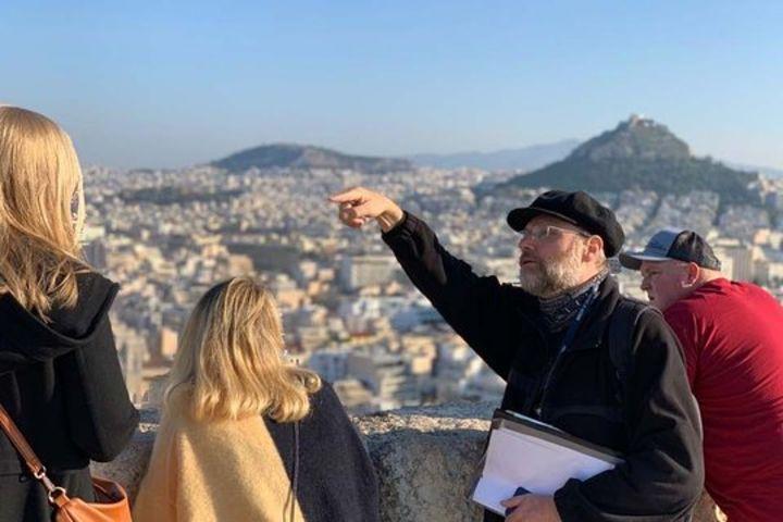 Best of Athens City Tour: First Entry Acropolis Tour, Ancient Agoras & Plaka Walk image