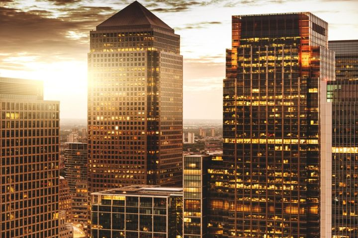 History of Canary Wharf and the Docklands (Private Tour) image