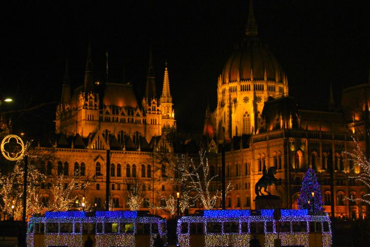 Budapest Christmas Market Tour with Basilica Visit and Mulled Wine #104578 image