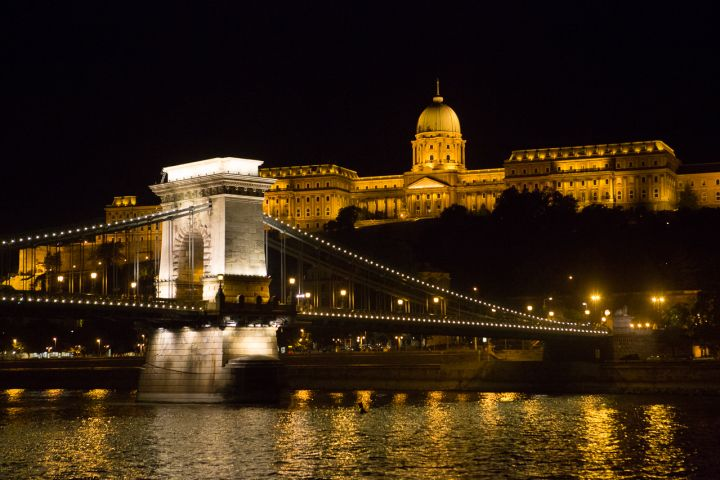 Budapest Night Walking Tour and Danube River Cruise #35686 image