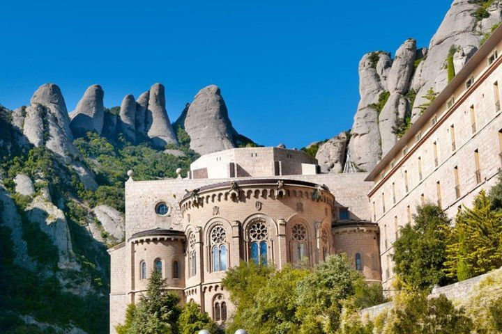 Montserrat Monastery Private Tour with Hotel Pick-up image