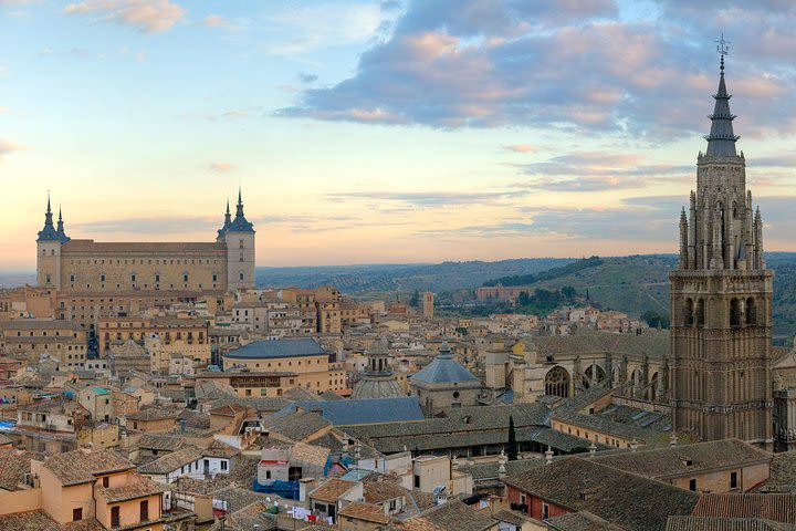 Toledo, Alcala and Aranjuez, one day Private Tour from Madrid image