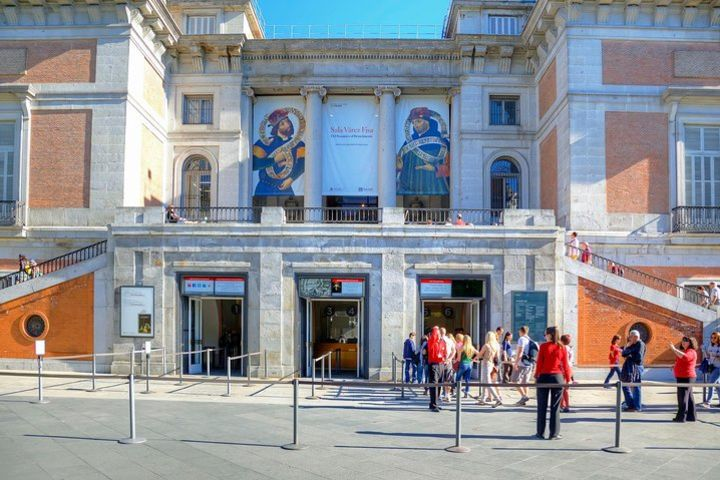 English Guided Tour to Prado Museum in a Small Group image