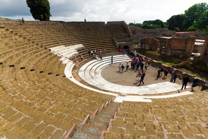 The Best of Pompeii Tour: Unveiling the Buried City image