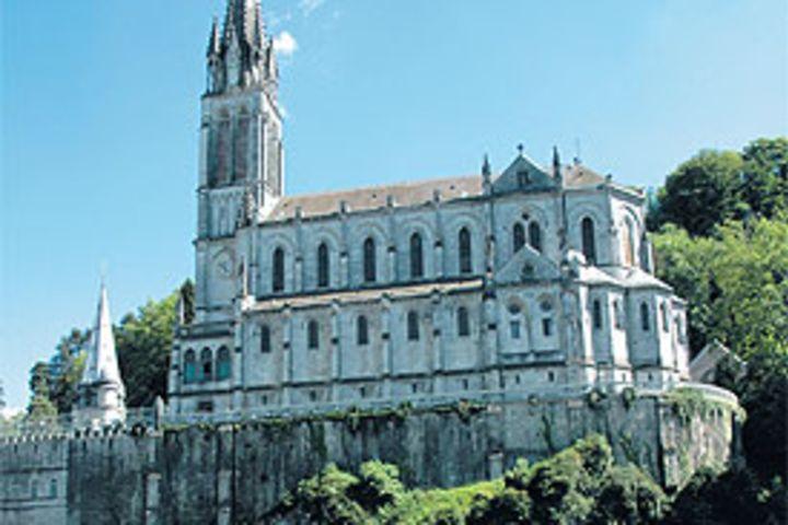 Lourdes Sanctuary Visit Day Trip From Bordeaux (private) image