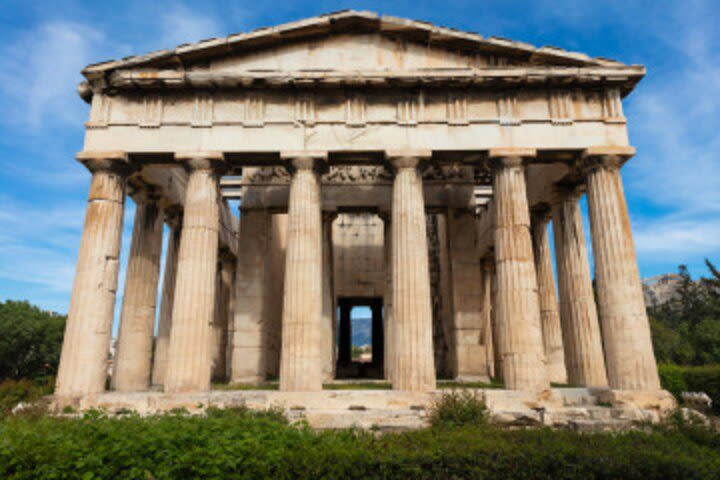 Private Walking Tour of Athens with a Local image