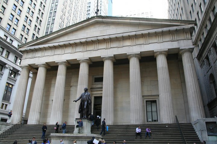 New York City Financial District: A Self-Guided Audio Walking Tour image